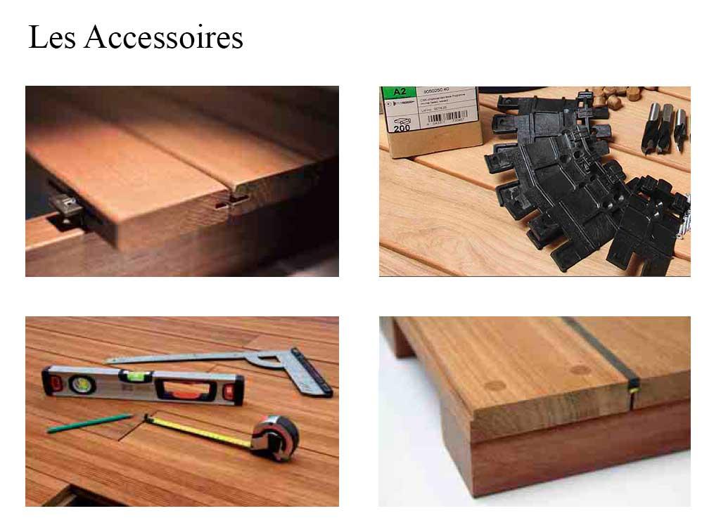 Accessoires.